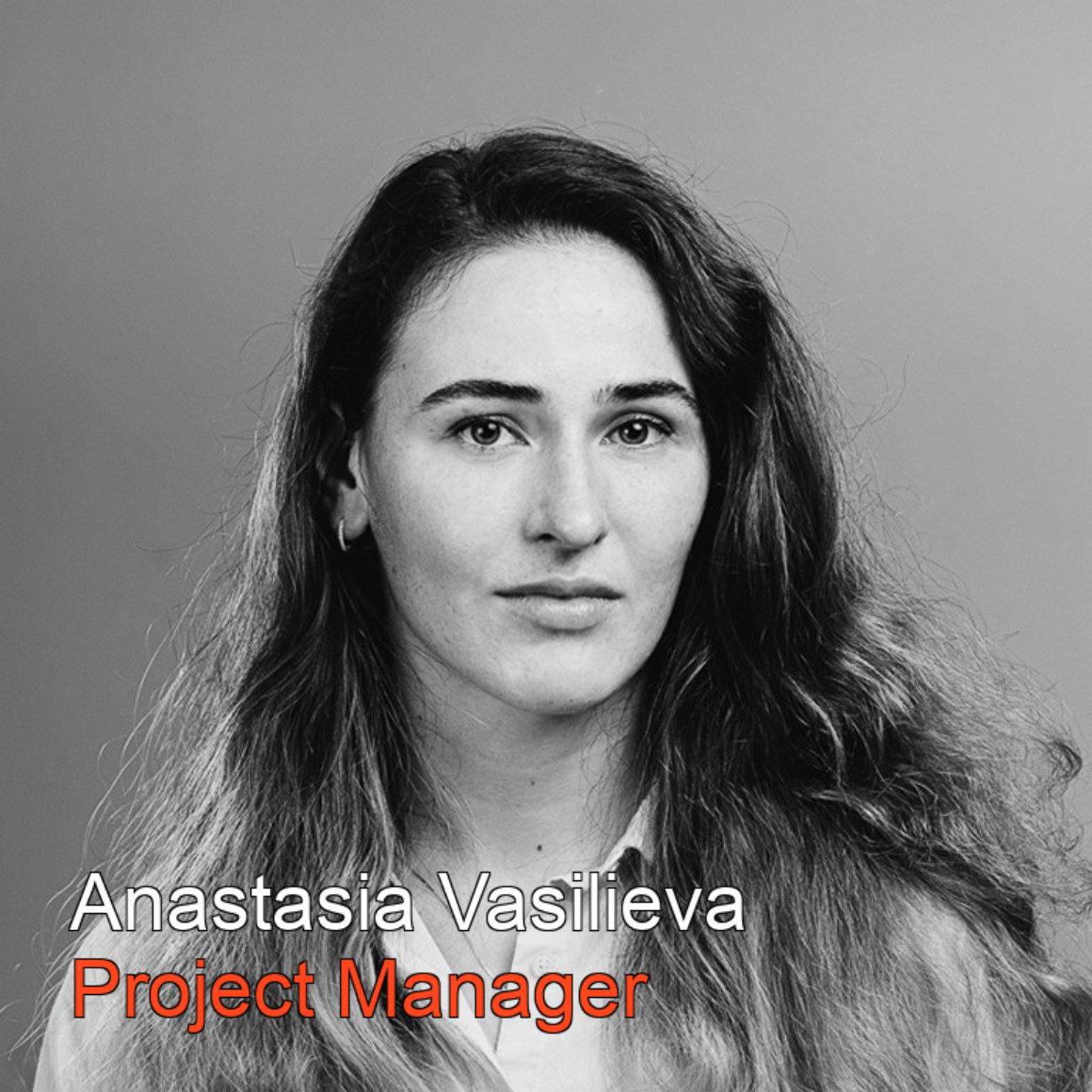 Anastasia Vasilieva PM BW