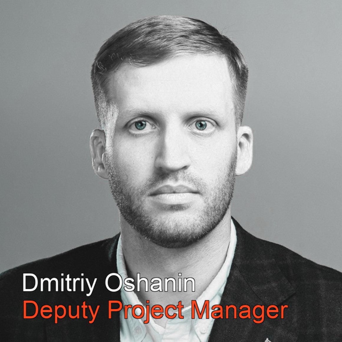 Dmitry Oshanin DPM BW